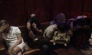 Spa 'thác loạn' của người đồng tính ở Sài Gòn bị triệt phá