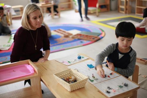 Những trường mầm non quốc tế chất lượng quận Hà Đông - 2