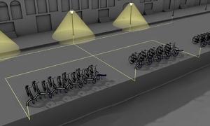 Hệ thống biến vòng quay xe đạp thành điện năng
