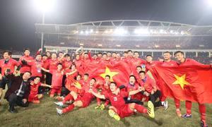 Đường đến đỉnh vinh quang AFF Cup 2018 của Việt Nam