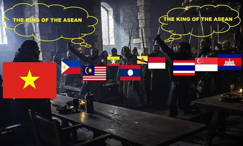 Việt Nam đã lên đỉnh vinh quang...
