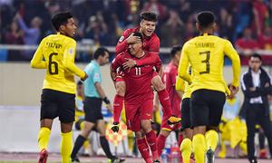 15 bàn thắng của Việt Nam ở AFF Cup 2018