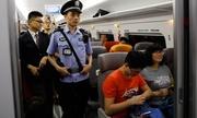 Trung Quốc phạt tù người chiếm chỗ ngồi trên tàu