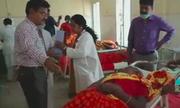11 người chết sau khi ăn cơm ở ngôi đền Ấn Độ