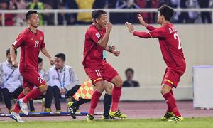 Việt Nam 1-0 Malaysia