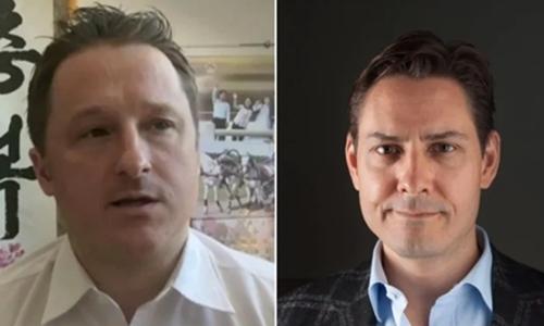 Michael Spavor (trái) và Michael Kovrig đang bị Trung Quốc điều tra. Ảnh: AP/ICG