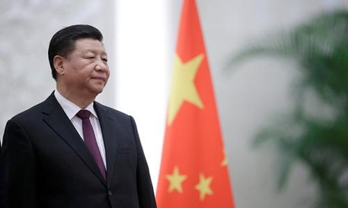 Tập Cận Bình tham dự buổi tiếp đón Tổng thống Đức Frank-Walter Steinmeier tại Bắc Kinh, Trung Quốc ngày 10/12. Ảnh: Reuters.