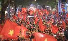 Tình yêu bóng đá của người Việt
