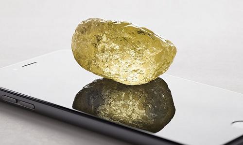 Công ty Canada khoe viên kim cương lớn nhất lịch sử Bắc Mỹ