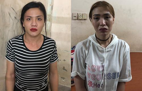 Đặc nhiệm bắt băng giả gái cướp tài sản trong 'bão đêm' ở Sài Gòn