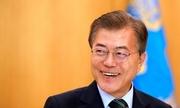 Tổng thống Hàn Quốc chúc mừng chiến thắng của đội tuyển Việt Nam