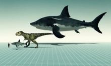 Thủ phạm có thể khiến quái vật cá mập megalodon tuyệt chủng