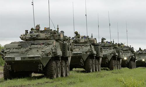 Canada muốn hủy thương vụ vũ khí hơn 11 tỷ USD với Arab Saudi