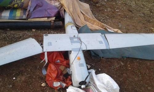 UAV trinh sát Nga rơi tại Syria