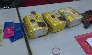 Sơn La phá hai vụ buôn bán ma túy số lượng lớn trong một ngày