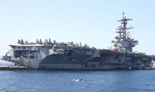 Hải quân Mỹ dọa rút khỏi cảng do Trung Quốc quản lý ở Israel