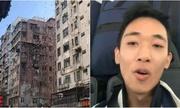 Hong Kong bắt người rải mưa tiền gây náo loạn đường phố