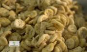 Chuối sấy khô Đồng Tháp vị ngọt tự nhiên, giá trị kinh tế cao