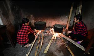 Bữa cơm trong mơ giá 9.500 đồng của học trò miền núi