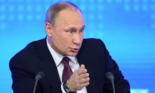 Putin muốn thêm nước thứ ba vào hiệp ước hạt nhân với Mỹ