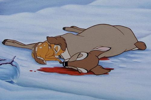 Bambi kể về hành trình sống còn của chú hươu con sau khi mất mẹ.