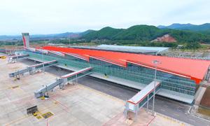 Sân bay Vân Đồn 7.700 tỷ đồng trước ngày đi vào khai thác
