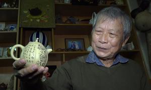 Bộ sưu tập hơn 400 ấm trà của cụ ông Hà Nội