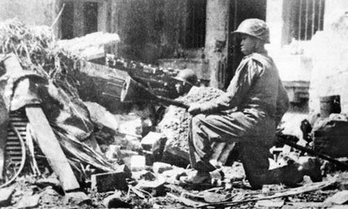 Những vệ út cảm tử vì Hà Nội hơn 70 năm trước