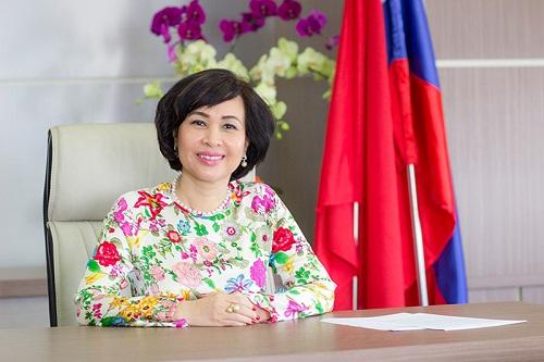 GS Mai Hồng Quỳ. Ảnh: Đại học Luật TP HCM.