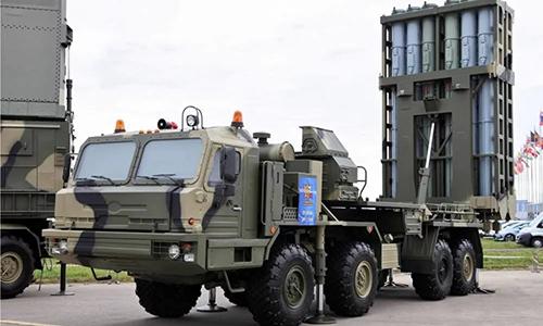 Nga sắp biên chế tổ hợp tên lửa S-350 đầu tiên