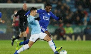 Leicester 1-1 Man City (luân lưu 1-3)