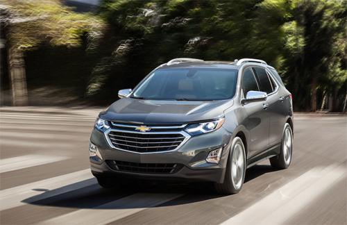 10 mẫu ôtô bán chạy nhất tại Mỹ năm 2018 - 9