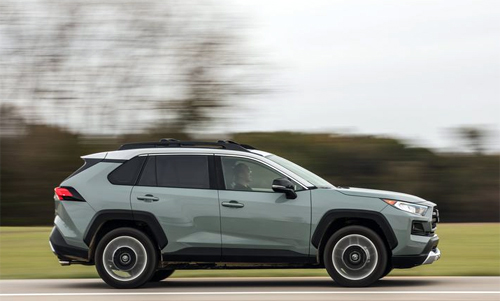 10 mẫu ôtô bán chạy nhất tại Mỹ năm 2018 - 4