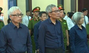 Toà tuyên án 26 bị cáo trong vụ gây thiệt hại hơn 3.600 tỷ tại Ngân hàng Đông Á