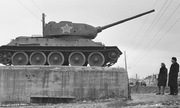 Mẫu xe tăng huyền thoại giúp Liên Xô đánh bại phát xít Đức