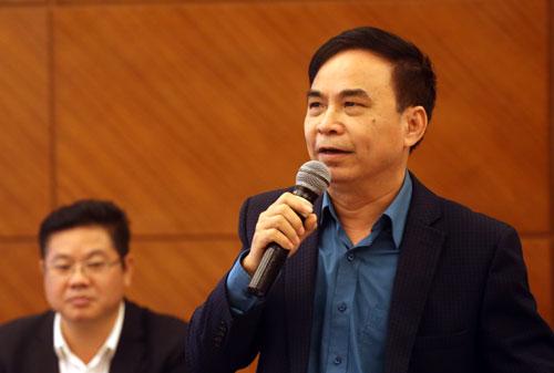 Ông Nguyễn Văn Kim, Vụtrưởng Vụ pháp chế Thanh tra Chính phủ. Ảnh: Bá Đô