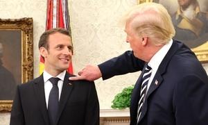 Những khoảnh khắc hài hước của Trump trong năm 2018