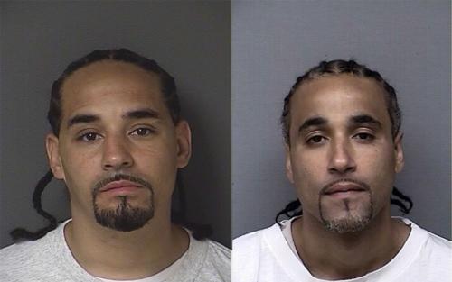 Ricky (trái) có ngoại hình giống hệt Richard Anthony Jones. Ảnh: Kansascity.