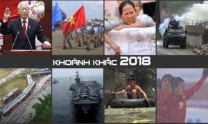 Những hình ảnh nổi bật năm 2018