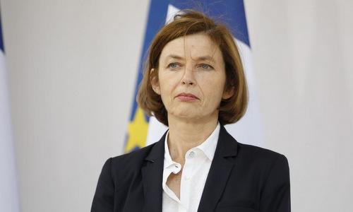 Bộ trưởng Quốc phòng Pháp Florence Parly. Ảnh: AFP.