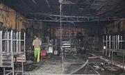 Bên trong nhà hàng cháy làm 6 người chết ở Đồng Nai