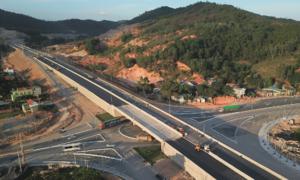 Cao tốc Hạ Long - Vân Đồn trước ngày thông xe
