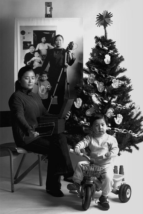 Bà mẹ dành 17 năm ghi lại hành trình trưởng thành của con trai