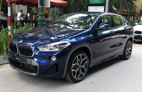 BMW X2 nhập khẩu.