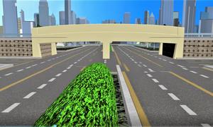 Đường hầm 80 tỷ xuyên đê sông Hồng đóng mở cửa tự động