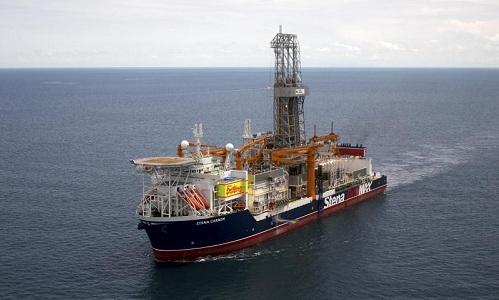 Một tàu thăm dò của  Exxon Mobil. Ảnh: Epmag.