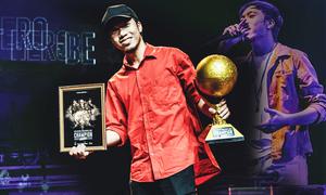 Con đường chinh phục cúp vàng beatbox châu Á của chàng trai Quảng Trị