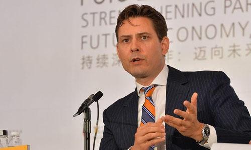 Michael Kovrig, công dân Canada đang bị Trung Quốc điều tra. Ảnh: ICG.