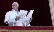 Giáo hoàng kêu gọi hòa bình tại Yemen, Syria trong lễ ban phép lành