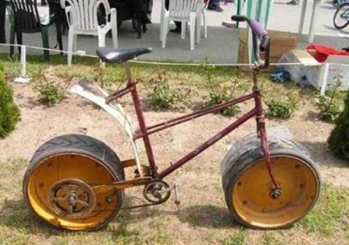 Nghe nói đi xe đạp rất tốt cho sức khỏe,